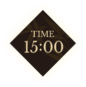 TIME 15:00