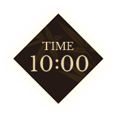 TIME 10:00